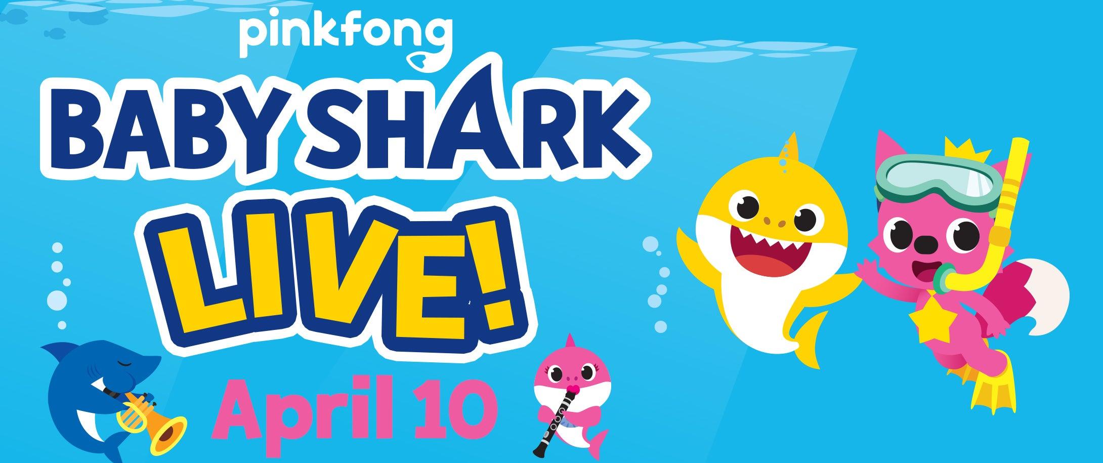 POSTPONED - Baby Shark Live!