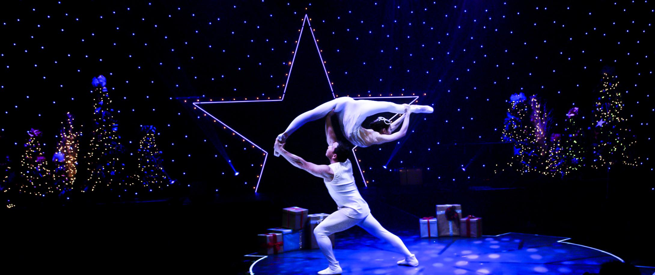 A Magical Cirque Christmas.A Magical Cirque Christmas Wagner Noel