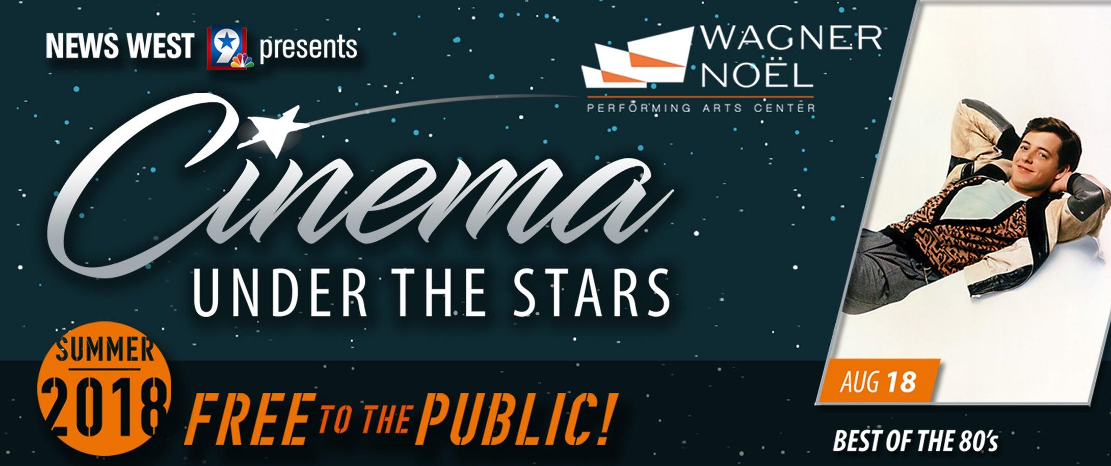 Cinema Under the Stars: 80's Classics