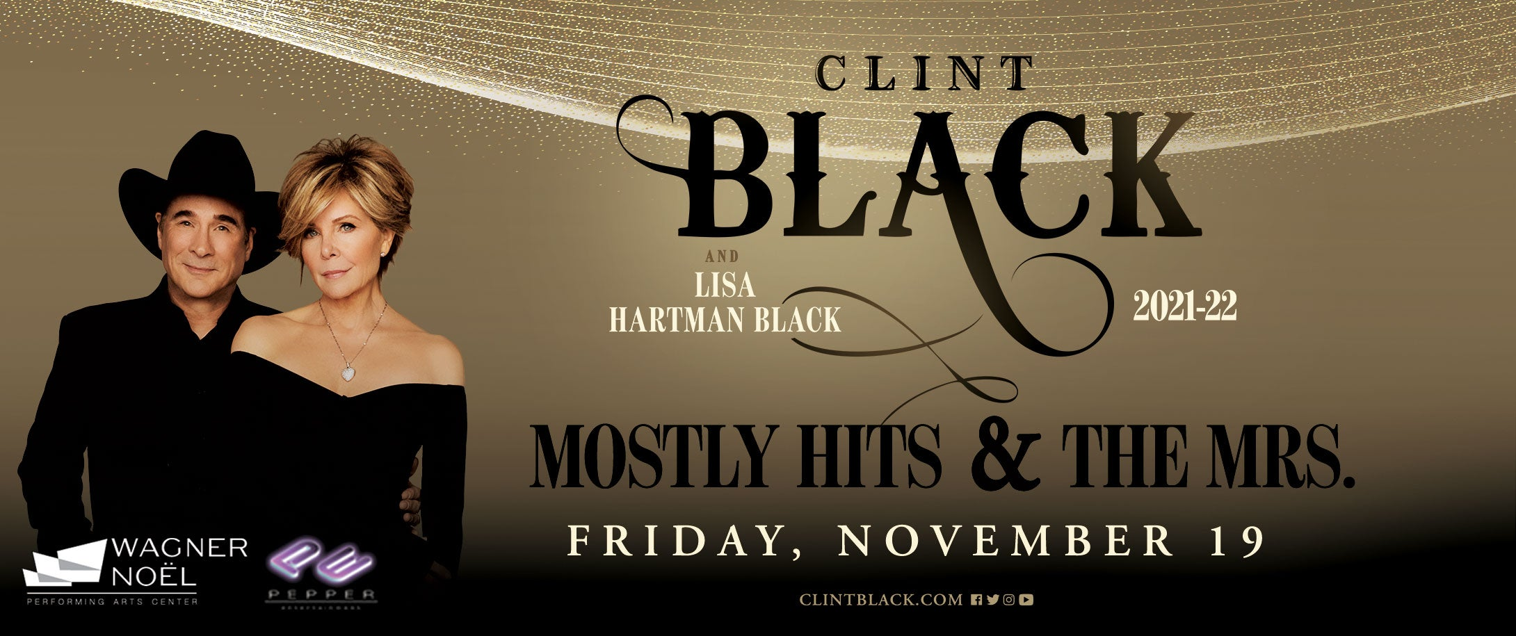 Clint Black Featuring Lisa Hartman Black