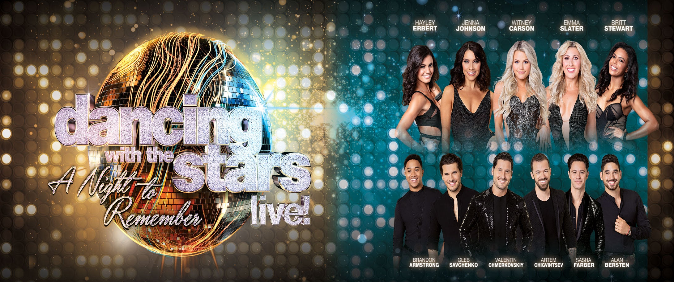 Dancing with the Stars Live! A Night to Remember