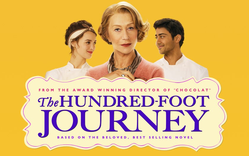 Pop Up Movie: The Hundred Foot Journey