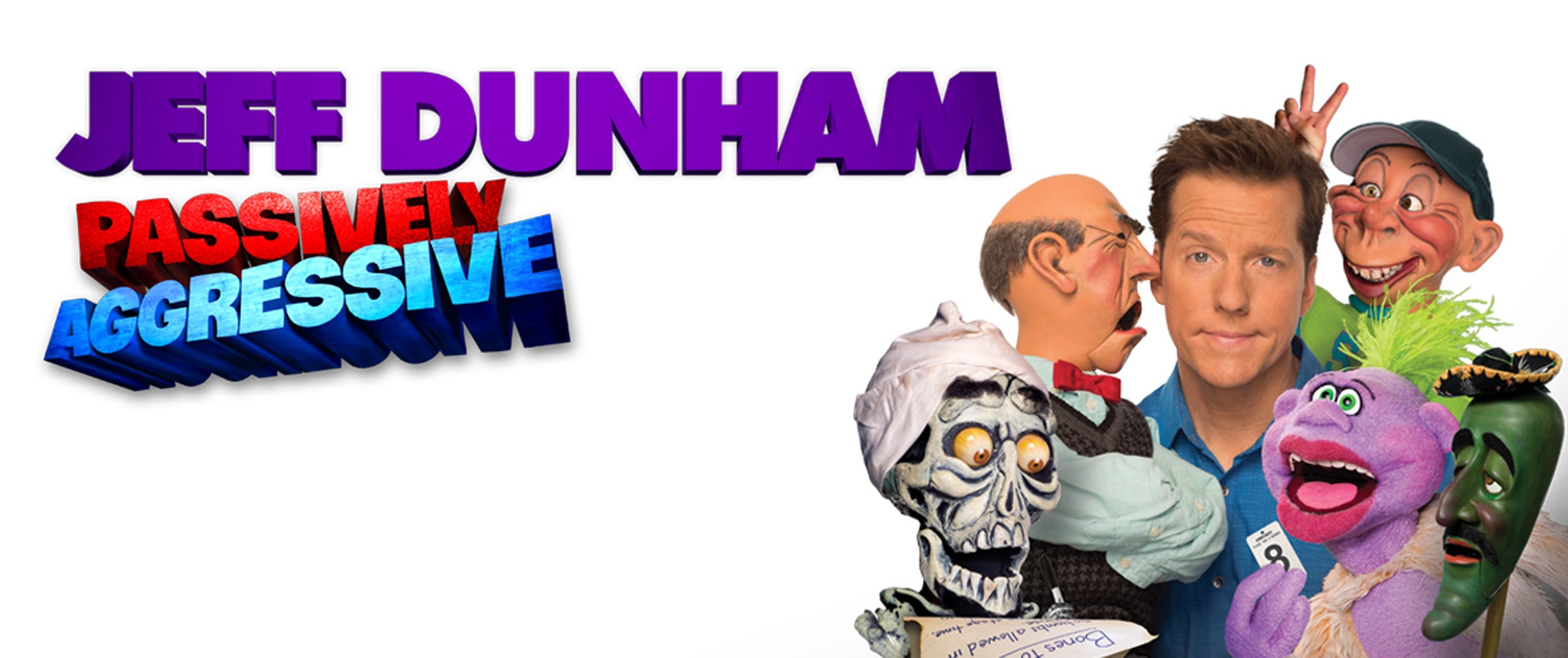 Jeff Dunham - SOLD OUT