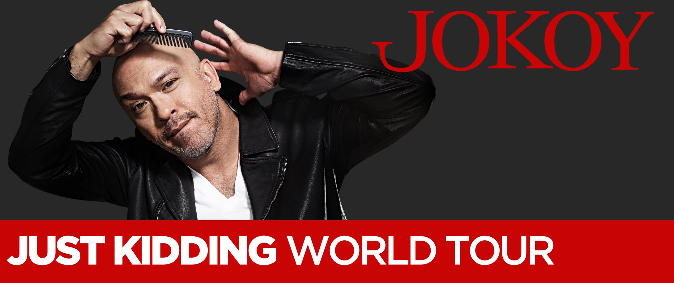 Jo Koy - 2019 Just Kidding World Tour