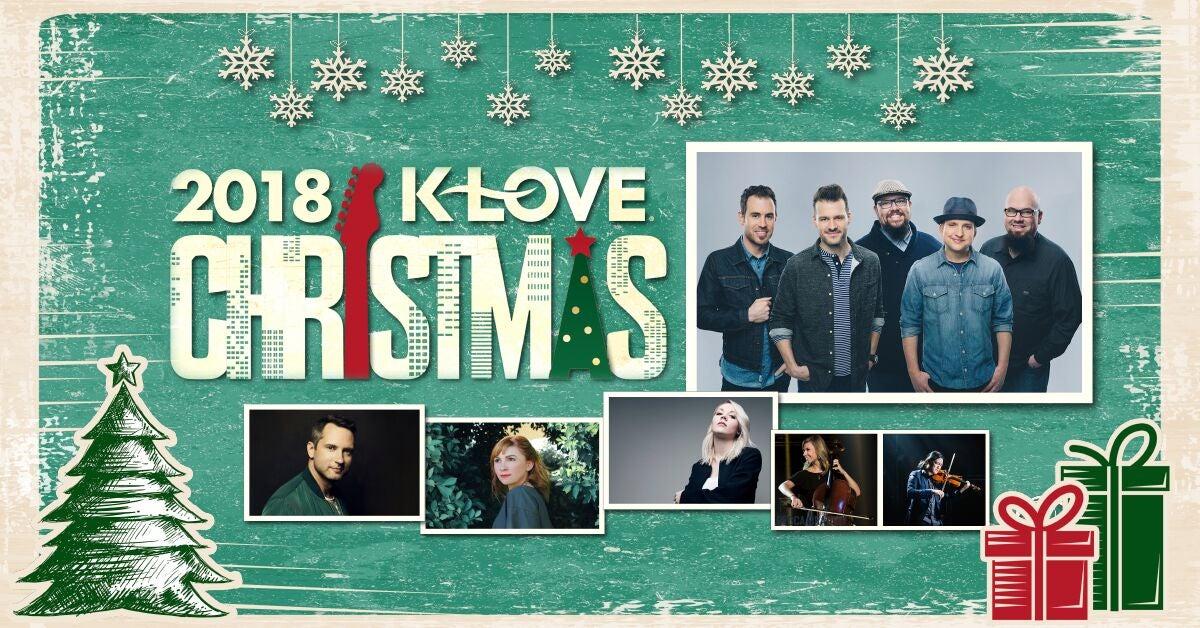 Klove Christmas Tour.2018 Klove Christmas Tour Wagner Noel