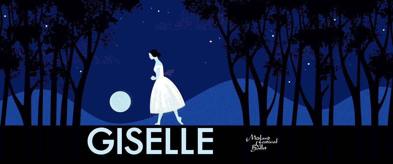 Midland Festival Ballet Presents Giselle
