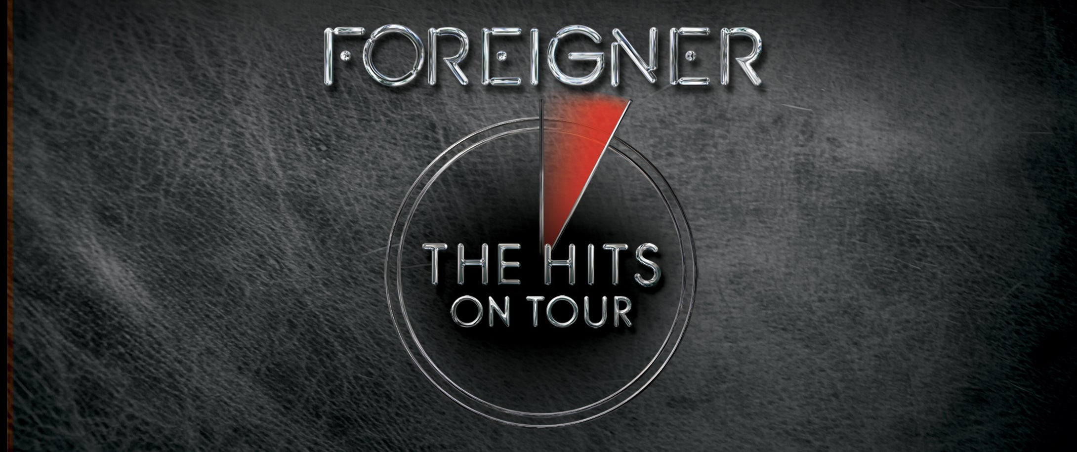 NEW DATE - Foreigner
