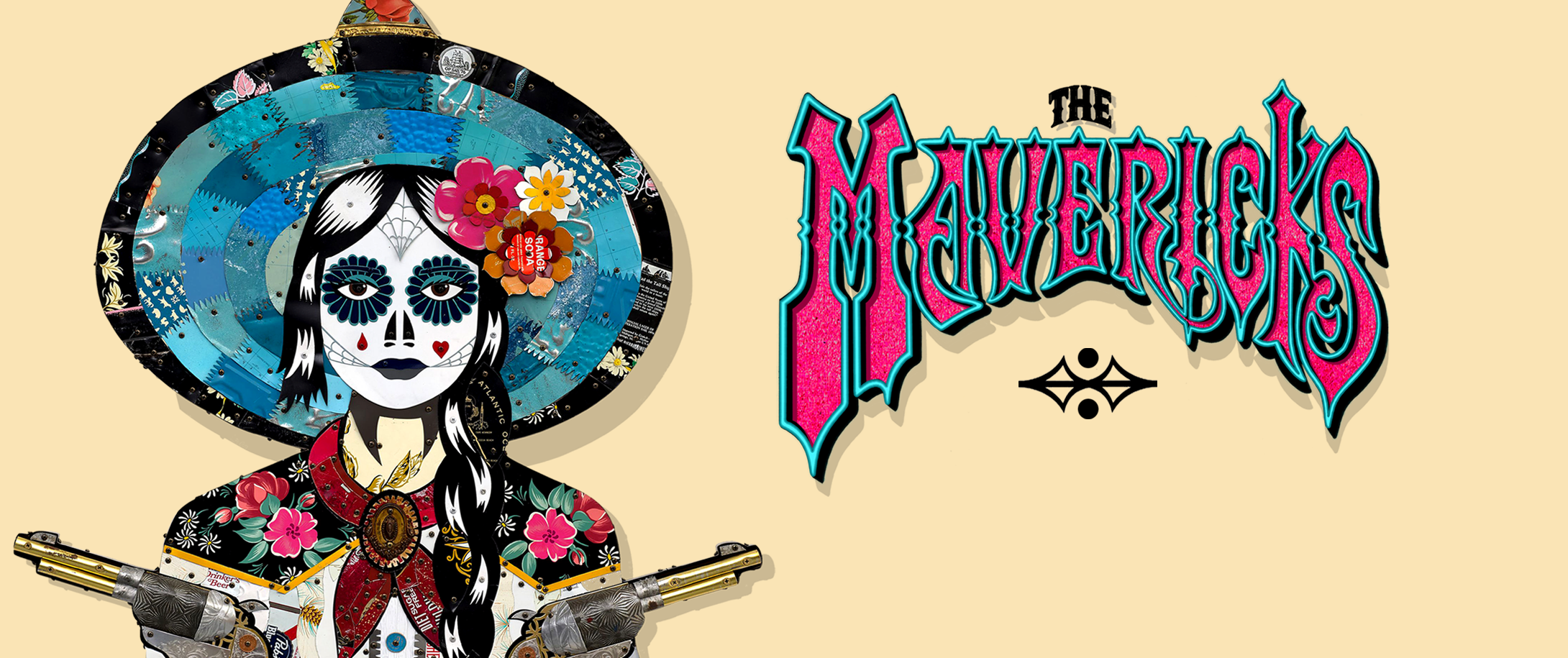NEW DATE - The Mavericks