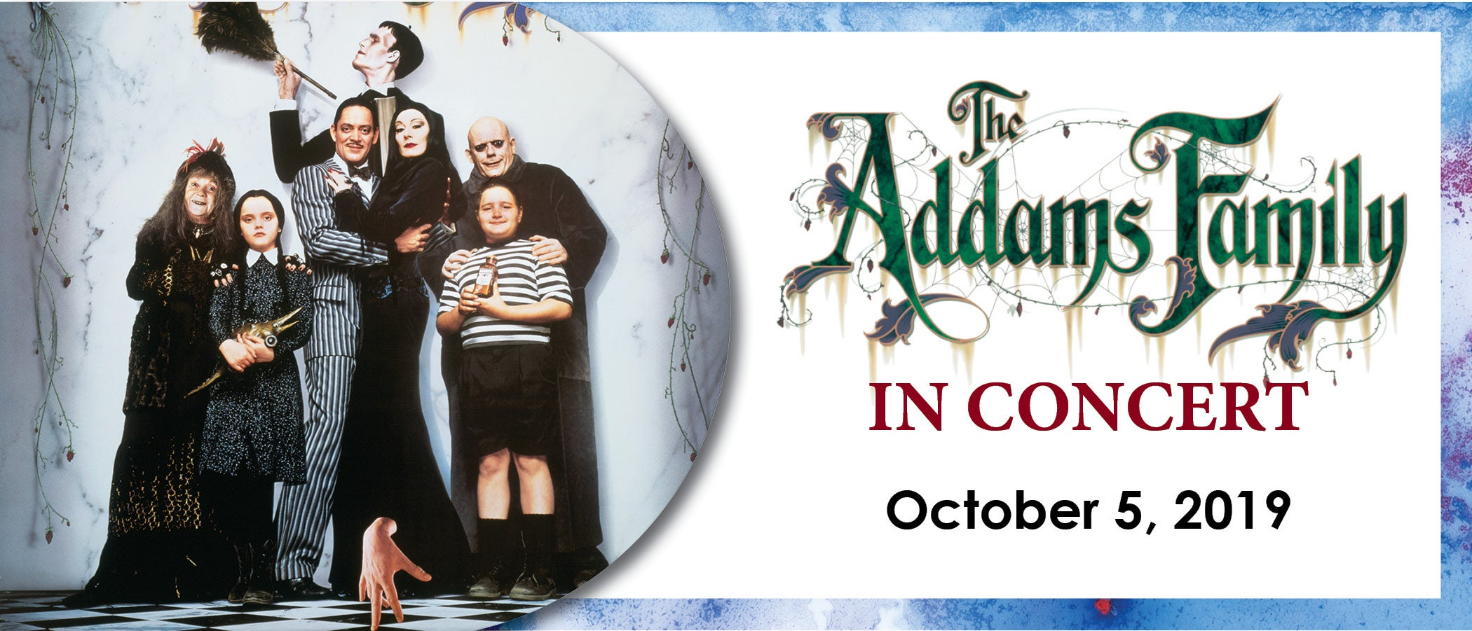MOSC POPS - The Addams Family in Concert