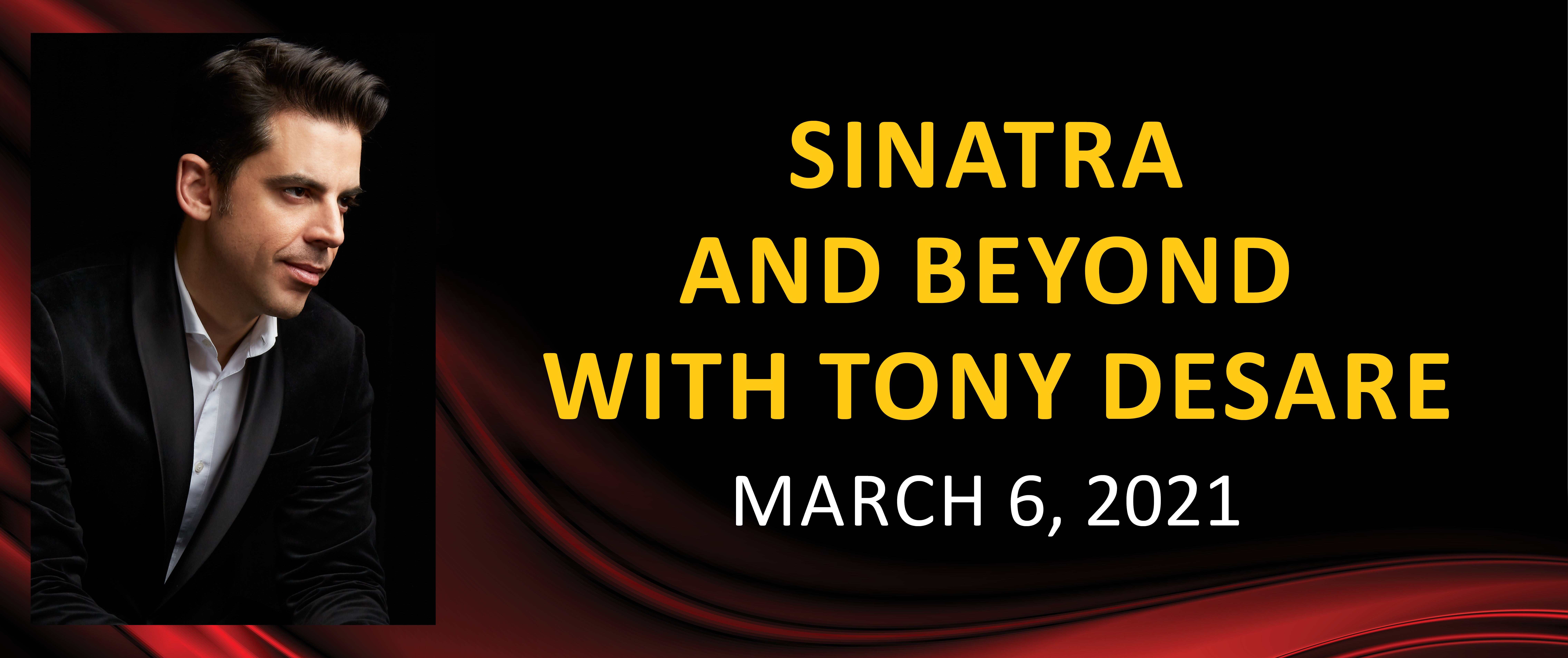 Sinatra and Beyond with Tony Desare