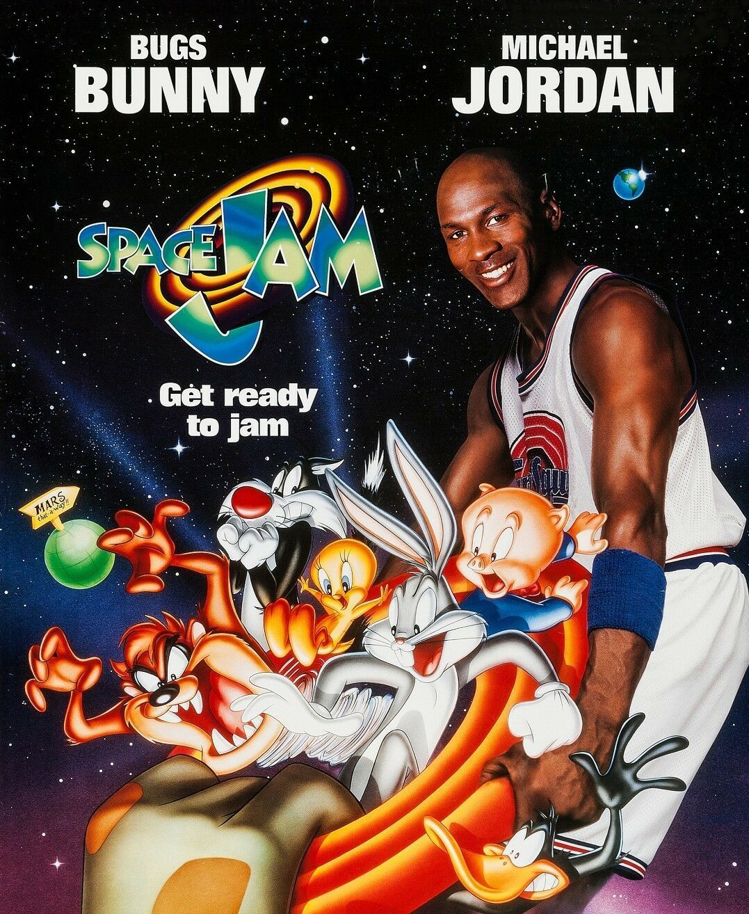 Cinema Under the Stars - Space Jam