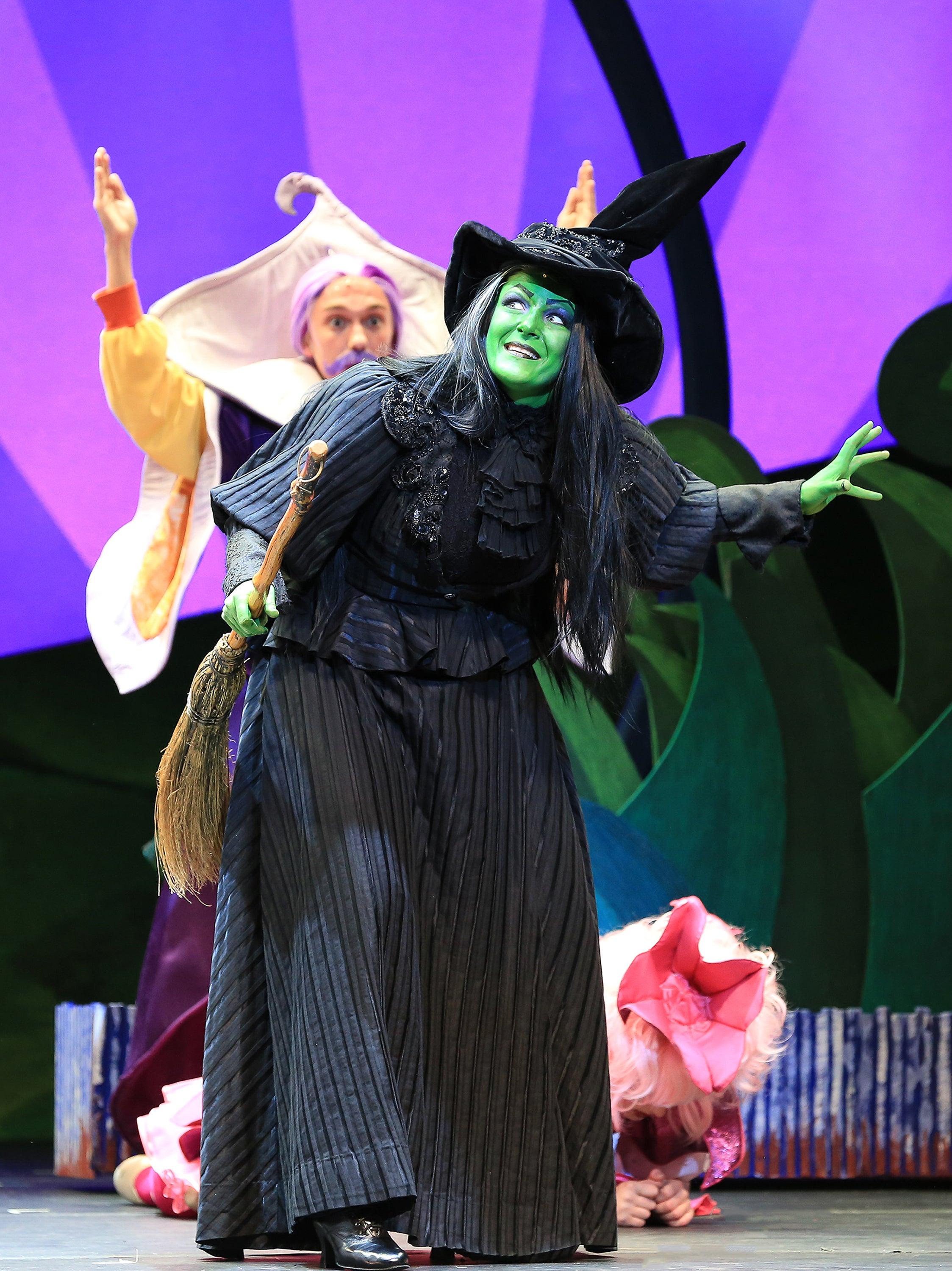 The wizard of oz wagner no l - Dayton home and garden show 2017 ...