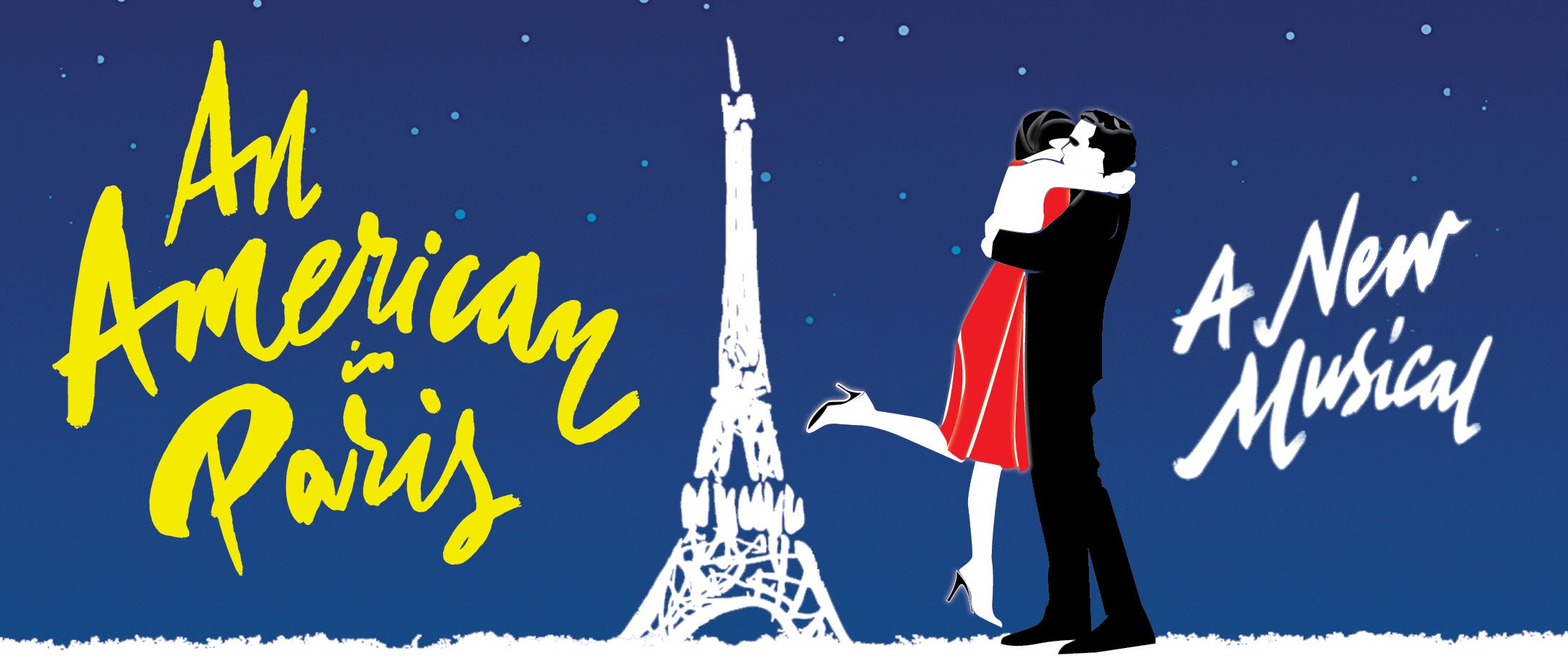 An American in Paris - Broadway in the Basin