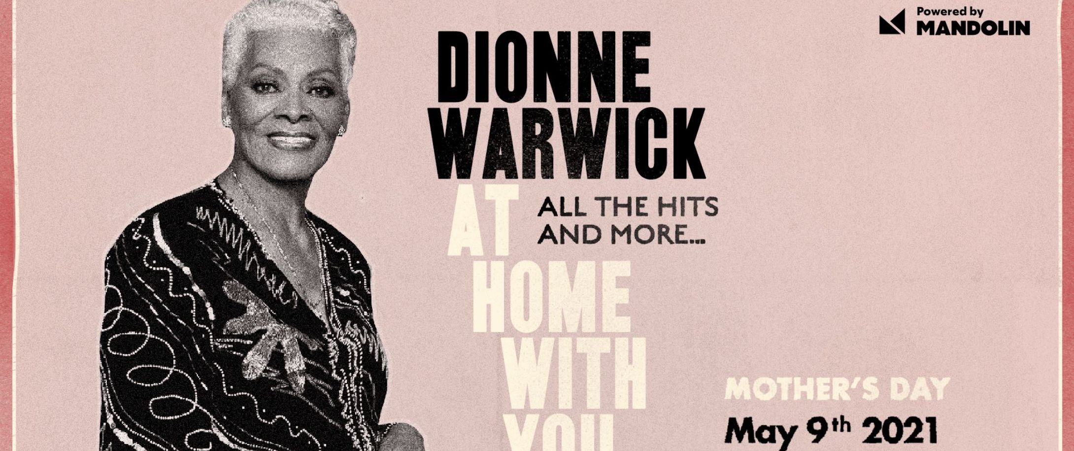 Dionne Warwick at Home with You