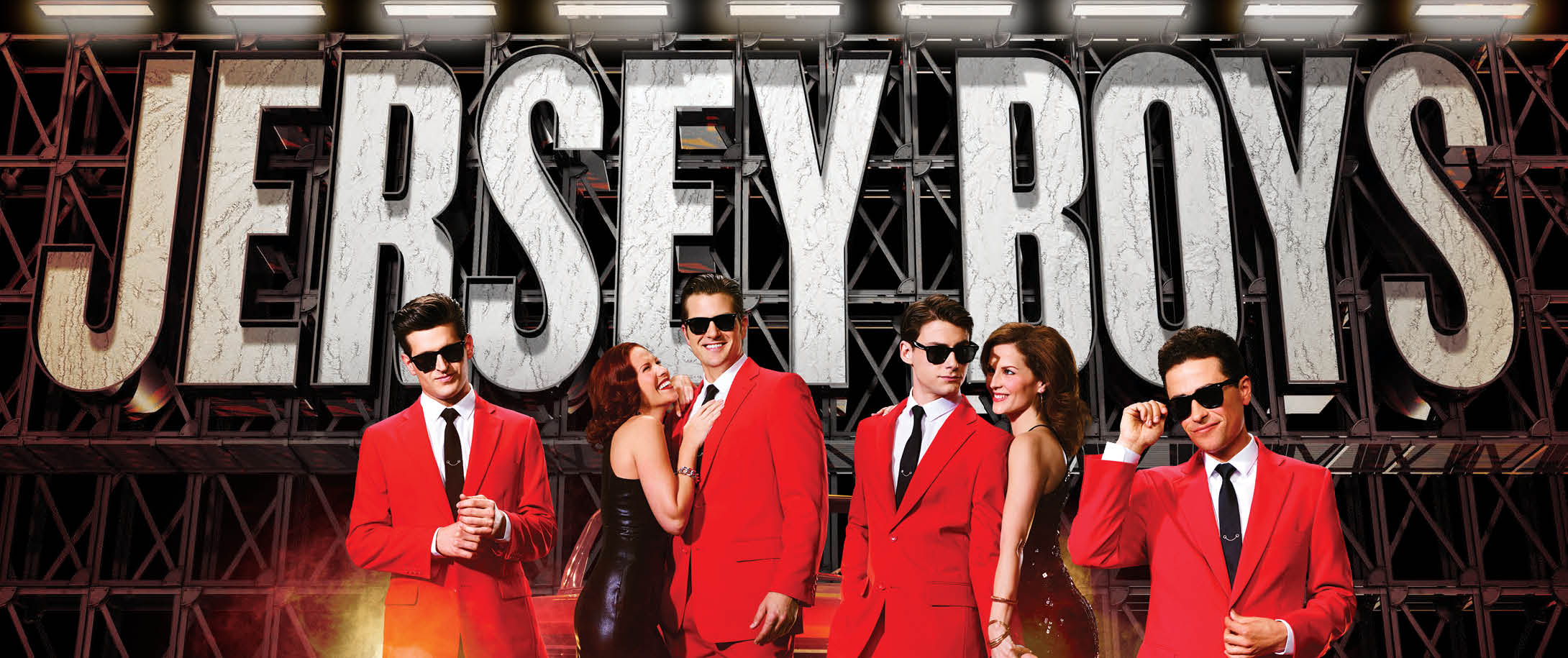 Jersey Boys - Broadway in the Basin