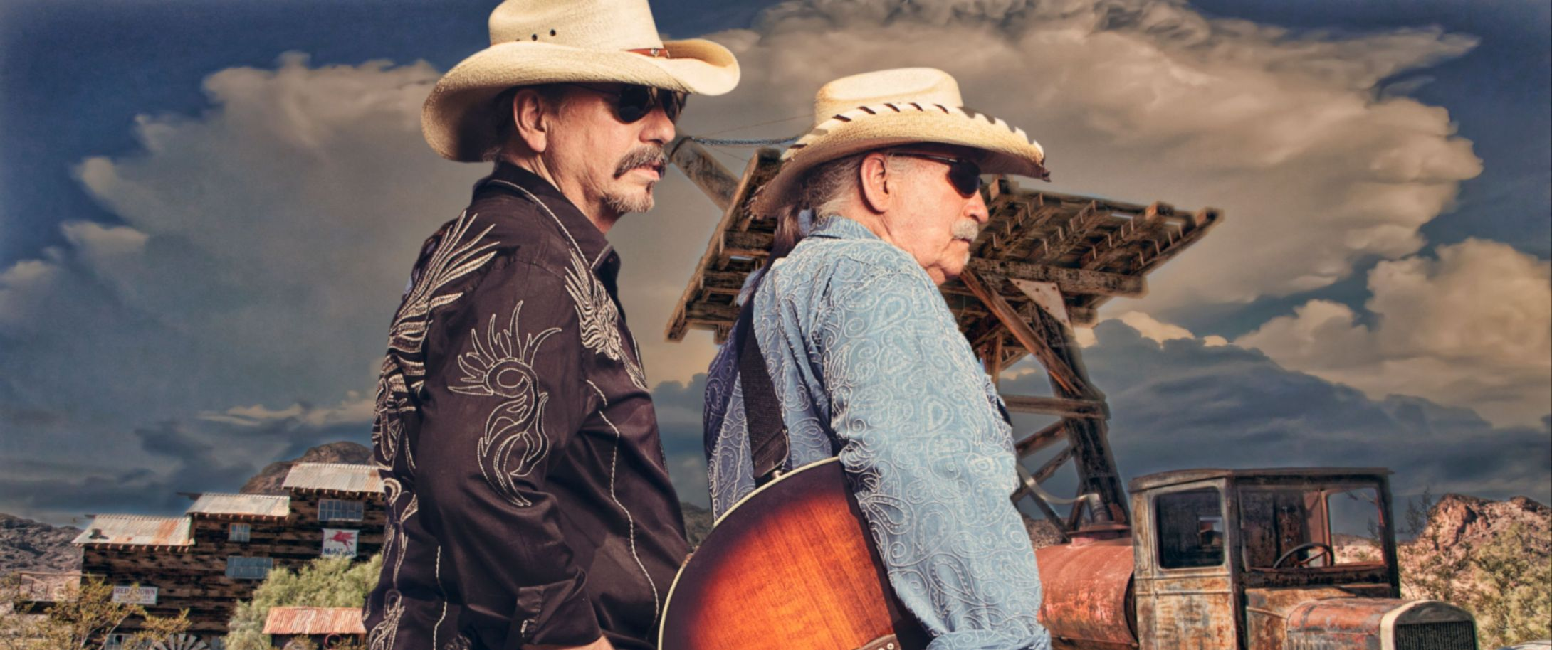 NEW DATE - The Bellamy Brothers