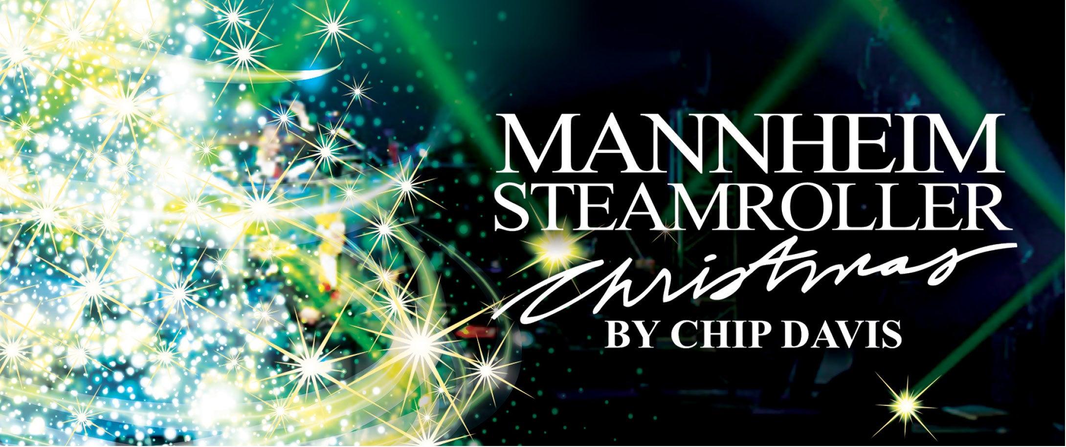 Mannheim Steamroller Christmas By Chip Davis - Broadway in the Basin