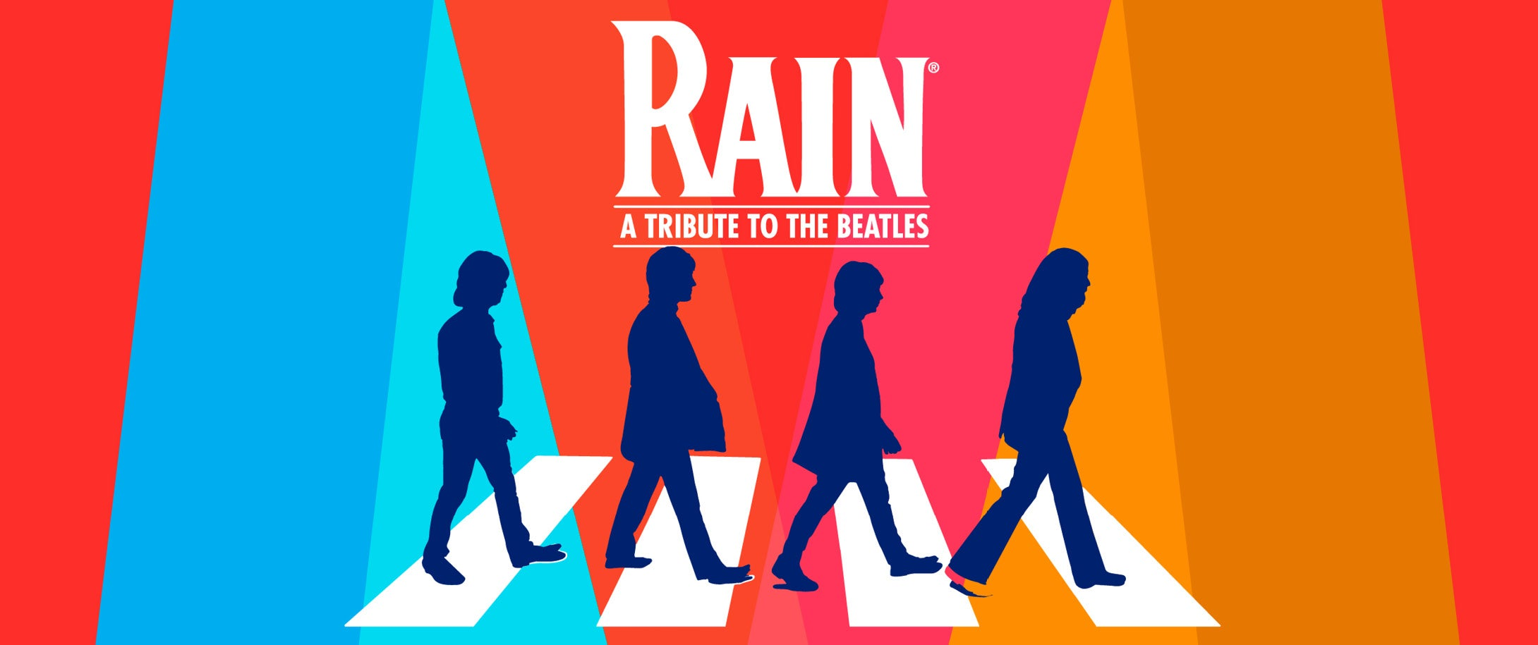 NEW DATE - Rain – A Tribute to the Beatles – Broadway In The Basin